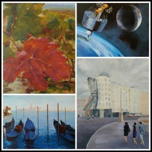 Trazos. Exposición de pintura de Ana Peréz
