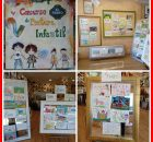 Exposición de Pintura Infantil